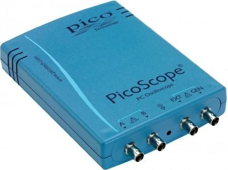 PicoTechnology представила современные новые модели USB-осциллографов с более продуктивным интерфейсом USB 3.0