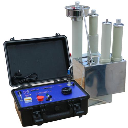 Установки для испытания изоляции силовых кабелей и твердых диэлектриков