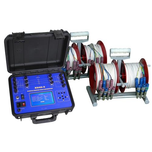 Измерение характеристик трансформаторов
