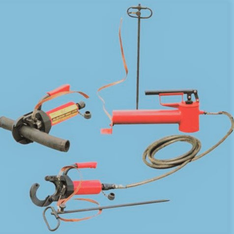 Высоковольтные приспособления, прокол кабеля