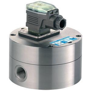 Шестеренчатые расходомеры объемного типа