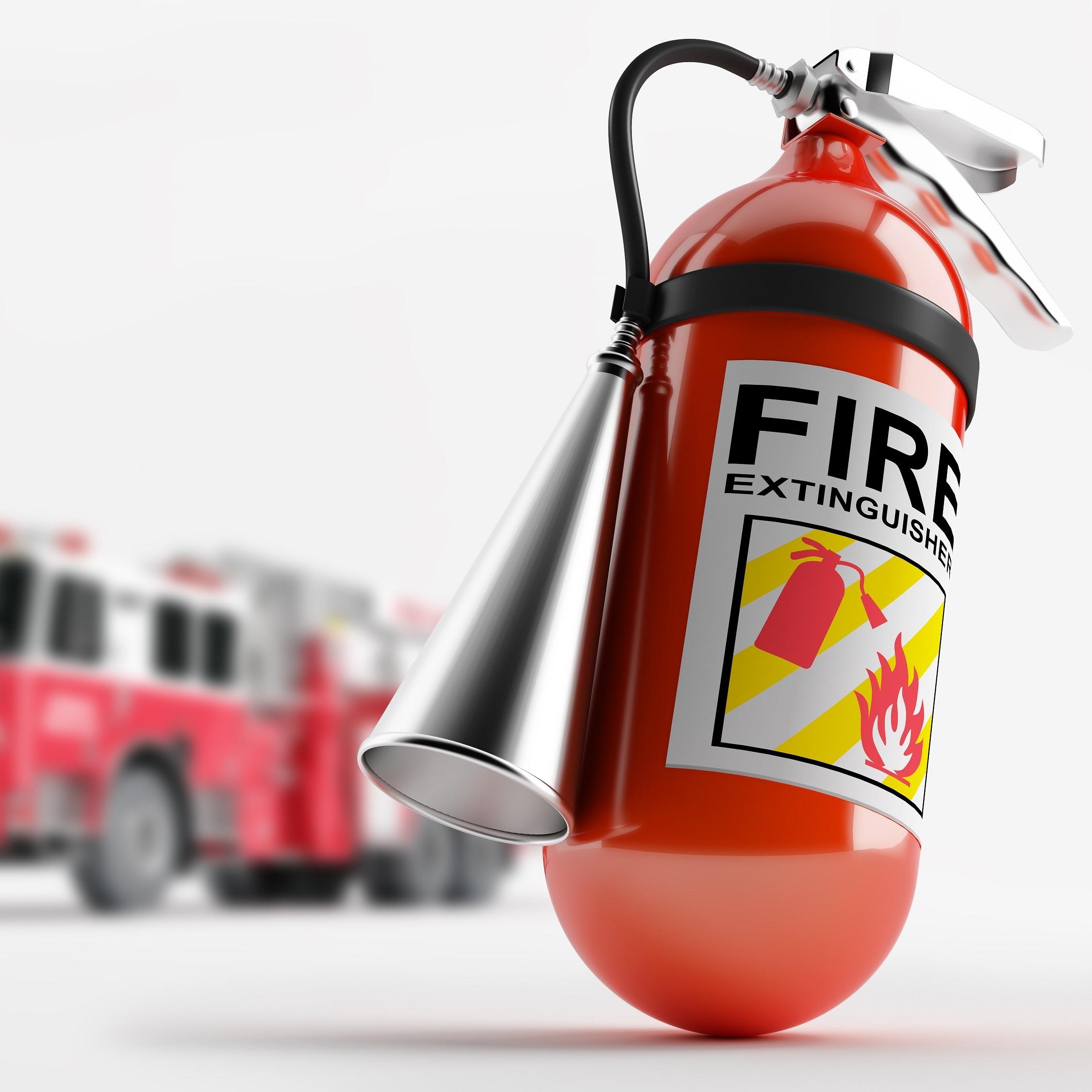 Огнетушители. Пожарная защита