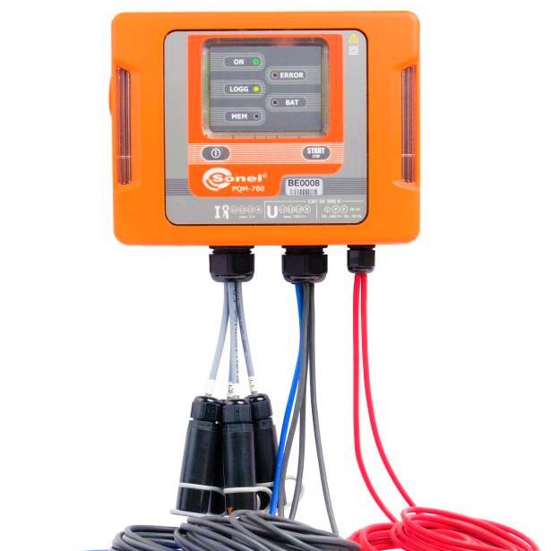 Анализаторы параметров электрической энергии