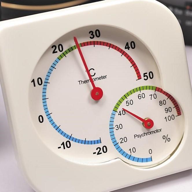 Приборы для измерения климатических параметров