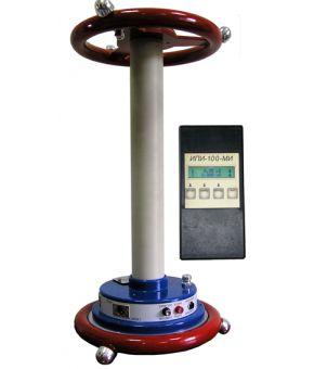 Вимірювач ИПИ-100 з елегазовим конденсатором