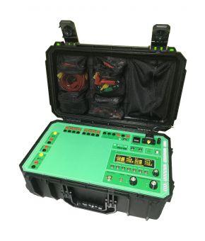 Випробувальний комплекс для тестування пристроїв релейного захисту та автоматики PTC-M