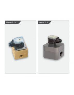 Шестеренчатые расходомеры объемного типа серия VZAL