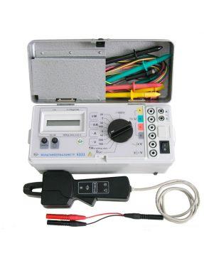 Прибор электроизмерительный многофункциональный цифровой – вольтамперфазометр 4333