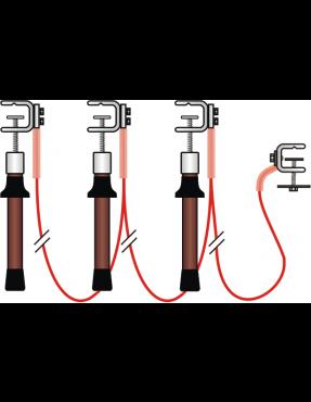 Ззаземление переносное для РУ ПЗП-1000-3С (3/3)
