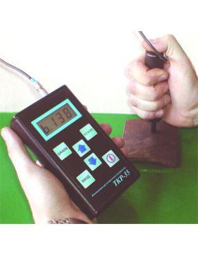 ТКР-35, Портативный контактно-резонансный (ультразвуковой) микропроцессорный твердомер
