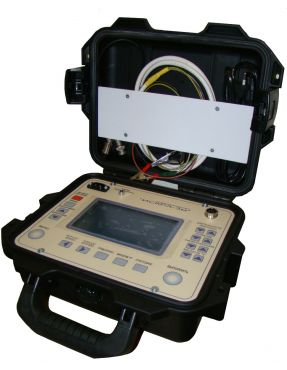 Рефлектометр высоковольтный осциллографический ИСКРА-3 (с датчиком/без датчика)