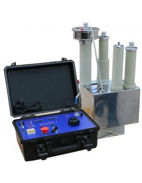 АВ-50/70 РП Апарат высоковольтный испытательный с микропроцессорным упрощенным блоком управления, измерителем ИТВР и конденсатором КФ-60