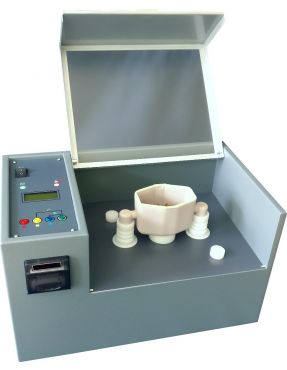 Установка для испытания масла с блоком радиоканала  УИМ-90
