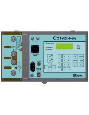 Устройство для проверки автоматических выключателей САТУРН-М