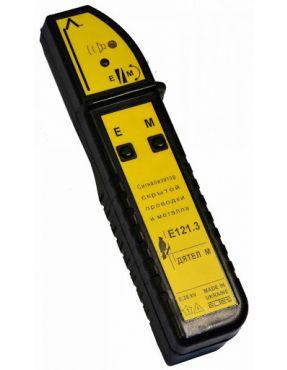 Сигнализатор скрытой проводки и металла Е121.3 (Дятел-М)