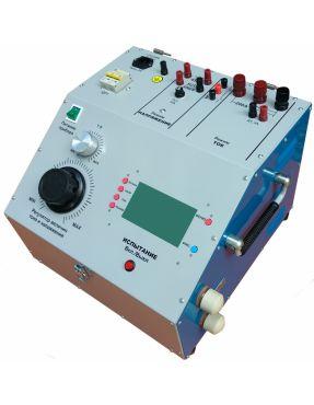 Устройство проверки простых защит и автоматических выключателей  DTE-450/2000