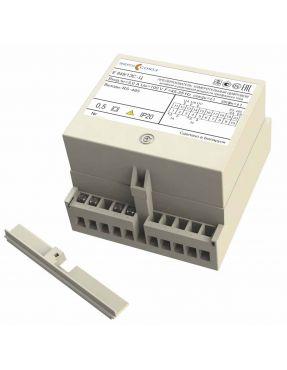 Преобразователь измерительный цифровой активной и реактивной мощности трехфазного тока Е 849ЭС-Ц