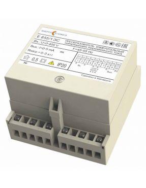 Преобразователь измерительный напряжения переменного тока Е 855ЭС