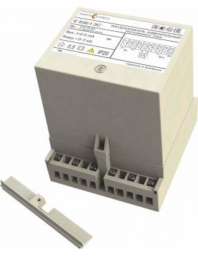 Преобразователь измерительный постоянного тока Е 856ЭС