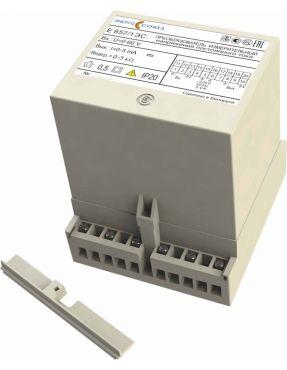 Преобразователь измерительный напряжения постоянного тока Е 857ЭС