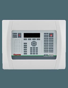 ADR-7000/4E, Адресно-аналоговая панель управления (до 508 адресов)