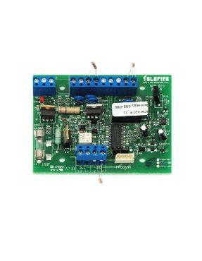 ADR-823A, Трехканальный модуль ввода/вывода с контролируемым входом и выходом