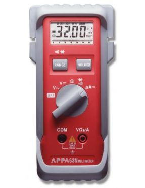 Мультиметр цифровой APPA 63N