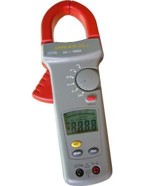 Клещи электроизмерительные цифровые APPA A15