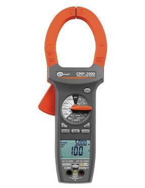 Клещи токоизмерительные с мультиметром СМР-2000