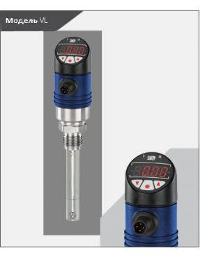 Электронные расходомеры для газа серия  VL