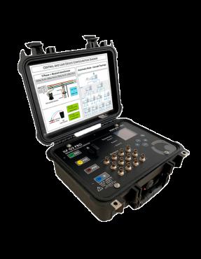 Идентификатор фазы и фидера низковольтной сети под напряжением ILF G2 | ILF G2 Pro