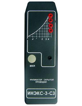 Индикатор поиска скрытой проводки ИНЭКС-3-СЗ