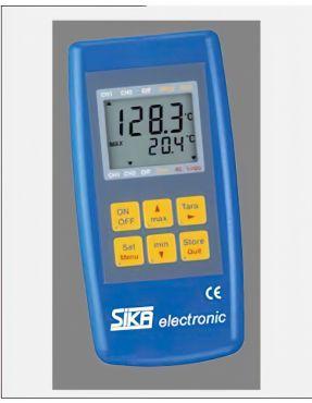 Ручной прибор для измерения температуры MH 3210