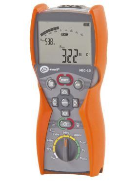 Измеритель параметров электроизоляции MIC-10UA