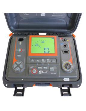 Измеритель параметров электроизоляции MIC-5005UA