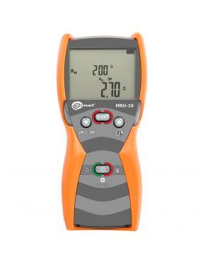 Измеритель параметров заземляющих устройств MRU-10UA