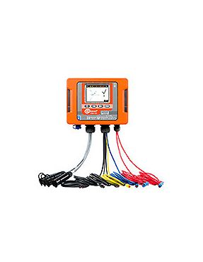 PQM-702UA Анализатор параметров качества электроэнергии класс A