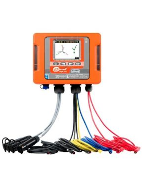 PQM-703UA Анализатор параметров качества электроэнергии класс A
