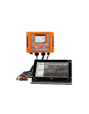 PQM-711UA Анализатор параметров качества электроэнергии класс A