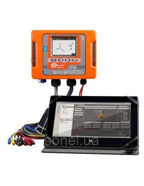 PQM-710UA Анализатор параметров качества электроэнергии класс A