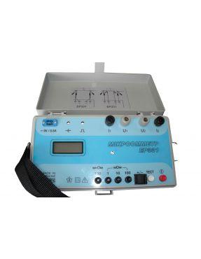 Микроомметр цифровой ЕР331