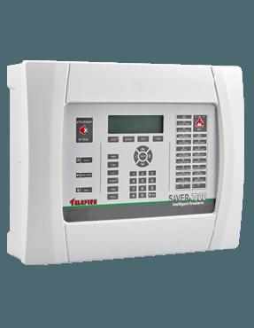 SAVER-7000/1E, Адресно-аналоговая панель управления (до 127 адресов)