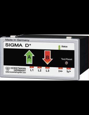Индикатор направления на неисправность Sigma D+