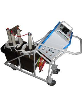 Установка высоковольтная для проведения испытаний твердых диэлектриков методом сверхнизкой частоты DTE-40