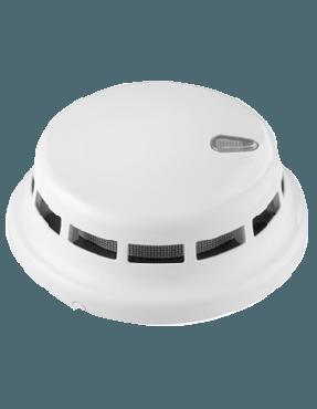 TFO-480, Стандартный фотоэлектрический детектор дыма, вкл. база