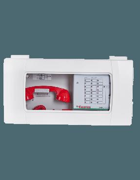 TFP-7008, Пожарный телефон на 8 трубок
