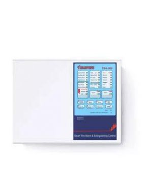TSA-1000/16E, Стандартная панель управления на 16 зон